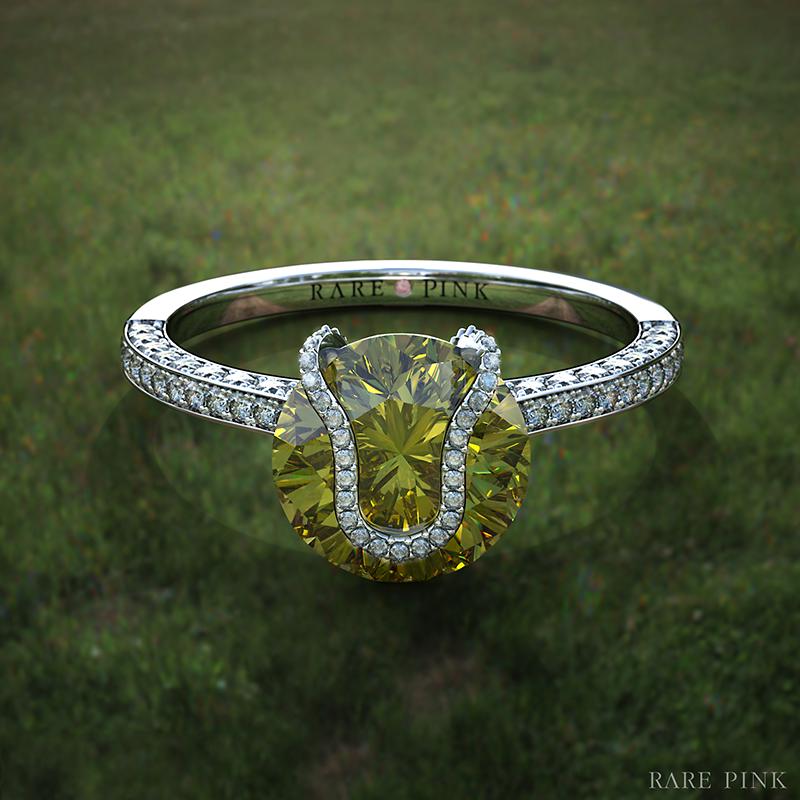 wimbledon engagement ring