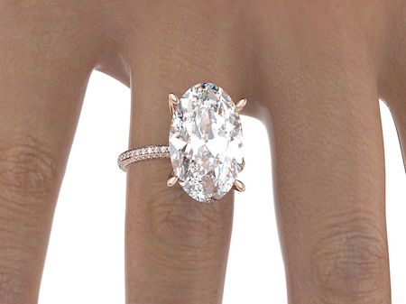blake lively engagement ring