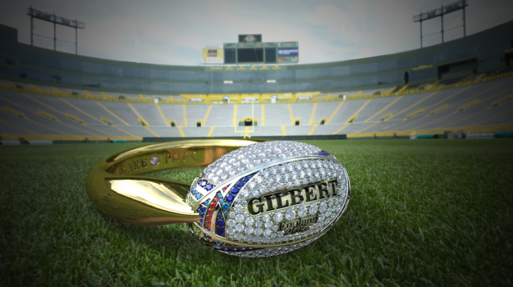 rugby world cup inspired ring