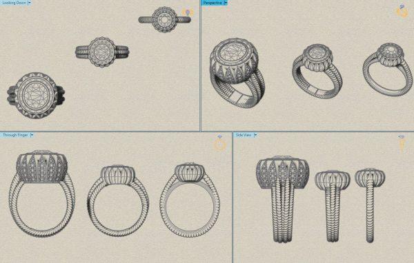mary-kate olsen engagement ring design