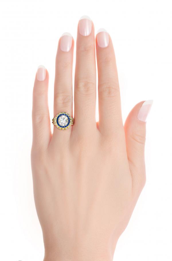 mary-kate olsen engagement ring