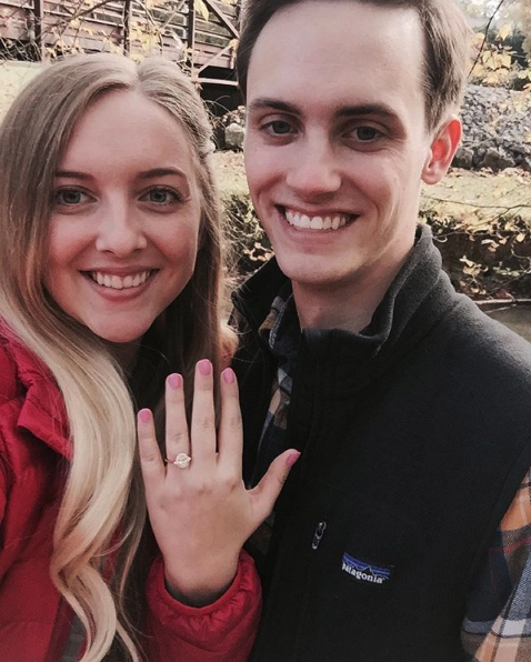 taylor and hart happy customer engagement ring copy