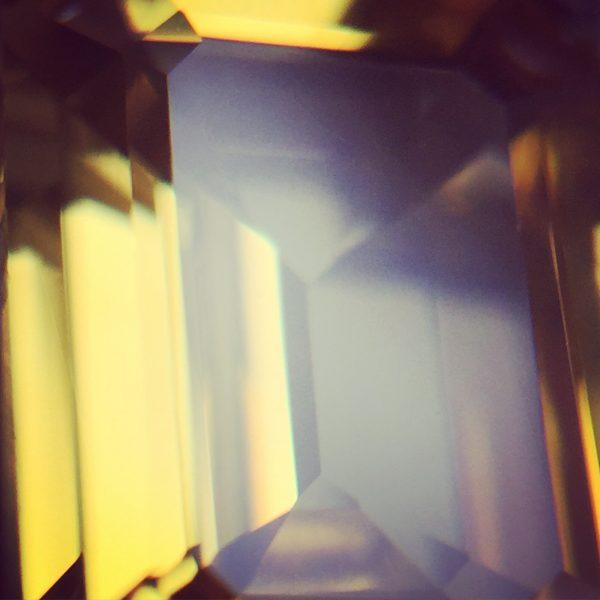 yellow emerald cut sapphire
