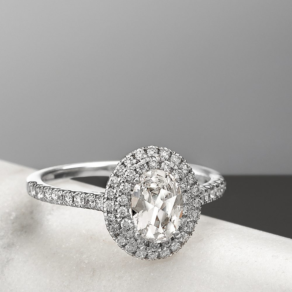 diamond engagement ring landing page