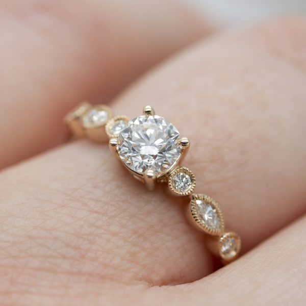 rose gold engagement ring (1)