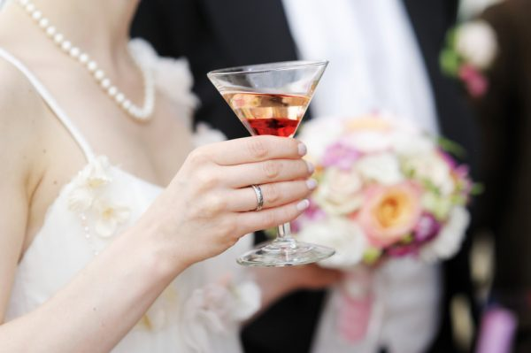 custom wedding drinks list