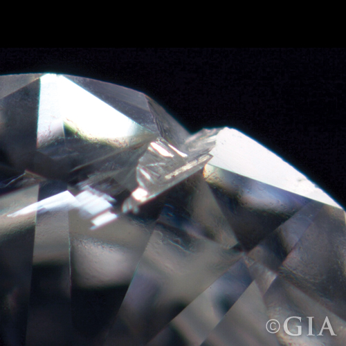 diamond cavity
