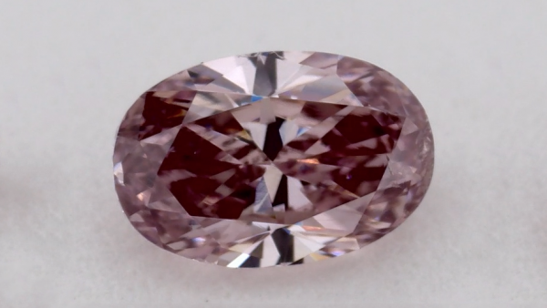 fancy dark pink diamond