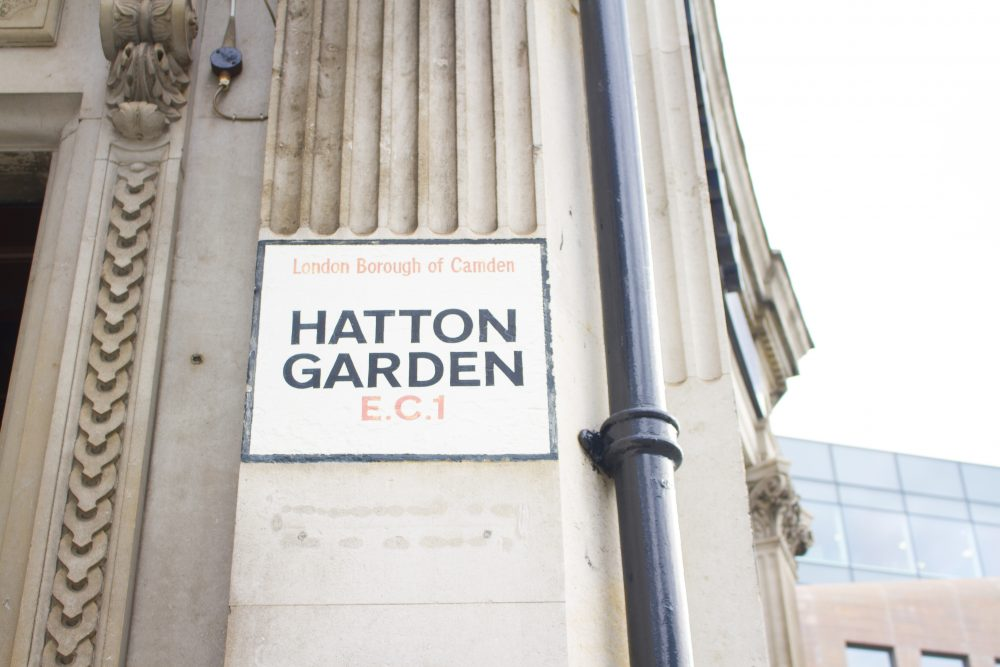 hatton garden london jewellers