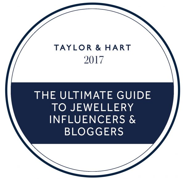 influencers blog badge