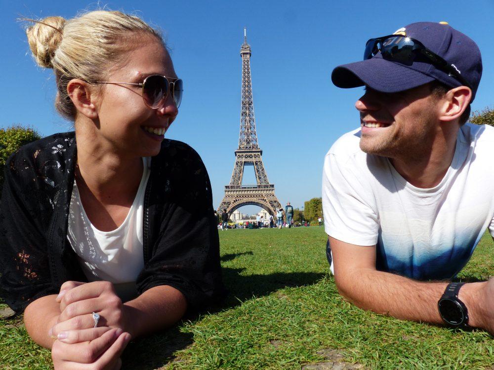 france proposal story