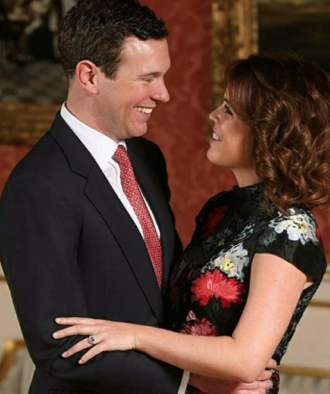 princess eugenie jack brooksbank engagement ring