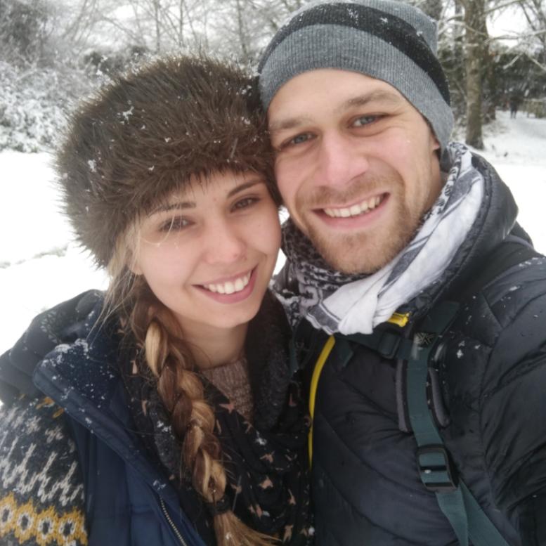 customer love story snow