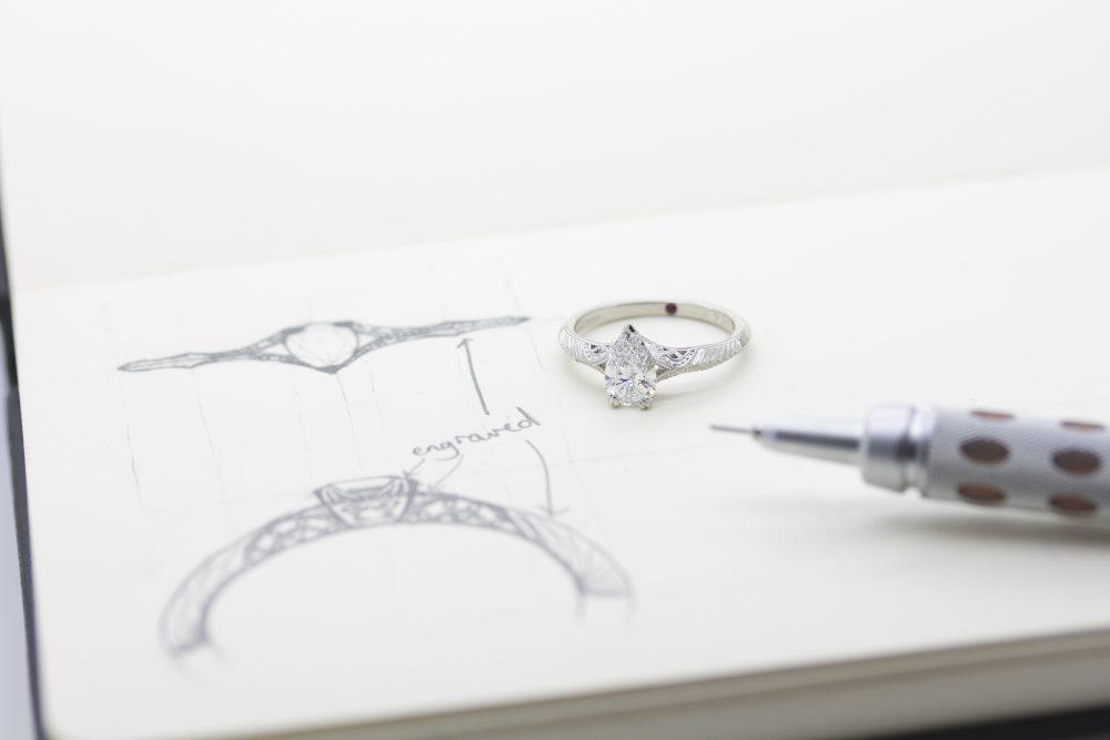 ring sketchbook