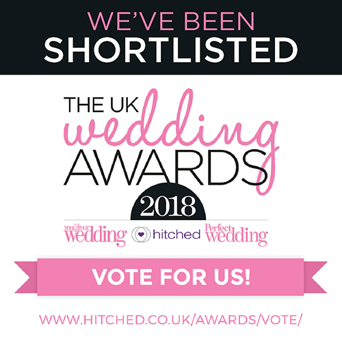 uk wedding awards 2018