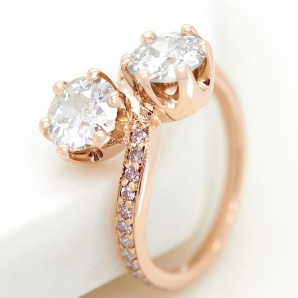 Design Your Own Vintage Engagement Ring Taylor Hart