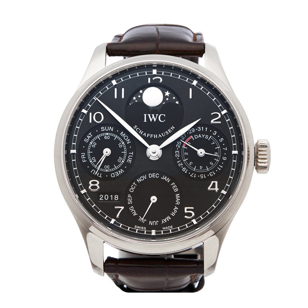 IWC-Pilots-Perpetual-Calendar-18K-White-Gold-Gents-IW502307