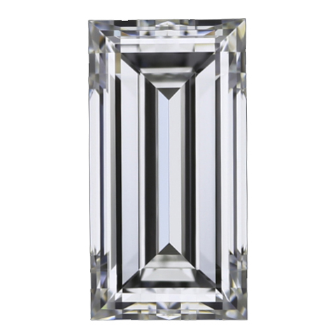baguette diamond2 square