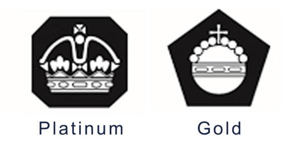 traditional fineness symbol