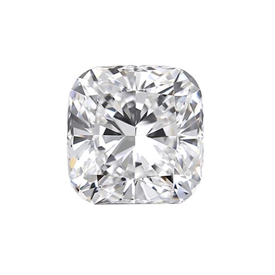 cushion cut lab grown diamond