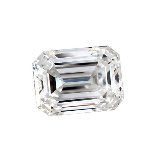 emerald lab grown diamond